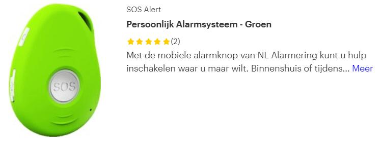 persoonlijk alarmsysteem